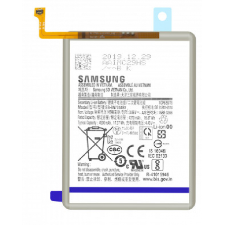 Batterie EB-BN770ABY Samsung Note 10 lite (N770) (Service Pack)