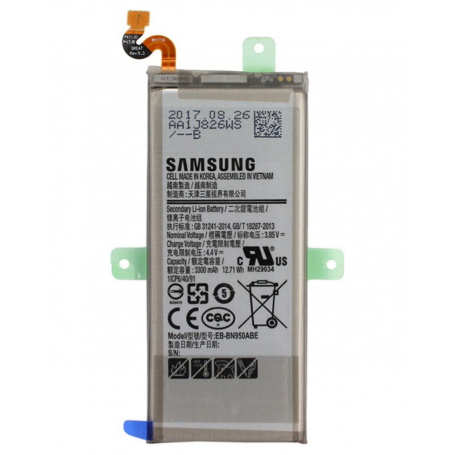 Batterie EB-BN950ABE Samsung Note 8 (N950) (Service Pack)