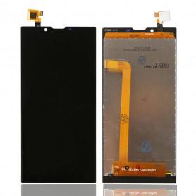 Ecran LCD Complet Vitre Tactile Pour Archos 55 Platinum - Noir