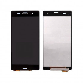 Écran complet Sony Xperia Z3 (D6603) Noir ( LCD + Tactile + Châssis )