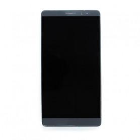 Huawei P8 ORIGINE Ecran LCD + Vitre Tactile Sur Châssis -  Blanc