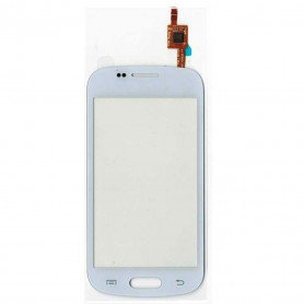 Vitre Tactile Samsung Galaxy Trend 2 S7572 Blanc