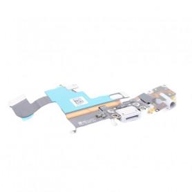 Connecteur de charge iPhone 6G Blanc