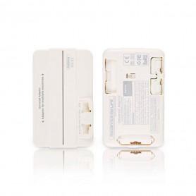 Chargeur de Voyage Adaptateur Double USB 5V 2.1A Mur AC Plug Power Universal EU/US/AU/UK