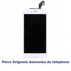 Ecran iPhone 6 Démonté du Téléphone - LCD RETINA ORIGINAL + Vitre Tactile sur Chassis