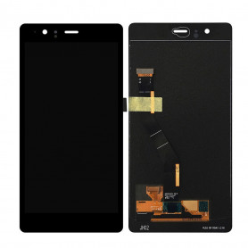 Ecran Huawei P9 Plus Noir LCD+ Vitre Tactile Original