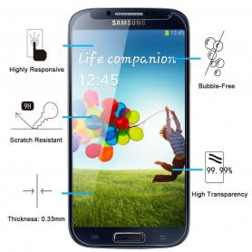 Film de Verre Trempé HD Avec Emballage - SAMSUNG Galaxy S3/S4 Mini/S5/S6 Edge Plus/S7/S8/S9+