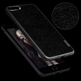 Coque de Protection Anti-chute Pour iPhone Samsung Huawei - Snow Crystal Series