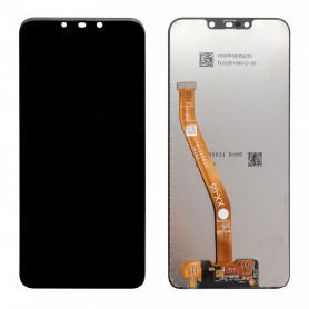 Ecran Huawei P Smart Plus Noir LCD + Vitre Tactile