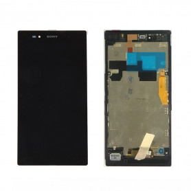 Écran complet Sony Xperia Z Ultra (C6806)  LCD+ Vitre Tactile Sur Chassis