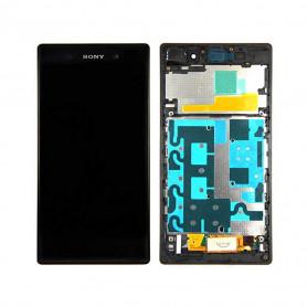 Écran Sony Xperia Z Ultra (C6806) Noir  LCD+ Vitre Tactile