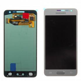Écran Samsung Galaxy A3 (A300FU) Argent  LCD+ Vitre Tactile