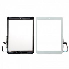Vitre Tactile pour iPad Air Blanc
