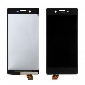 Écran Sony Xperia X (F5121) Noir LCD + Vitre Tactile