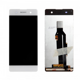 Écran Sony Xperia XA (F3111) Blanc LCD + Vitre Tactile