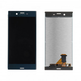 Écran Sony Xperia XZ (F8331) Bleu LCD + Vitre Tactile