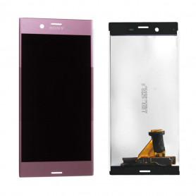 Écran Sony Xperia XZ (F8331) Rose LCD + Vitre Tactile