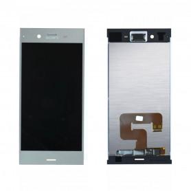 Écran Sony Xperia XZ1 (G8343) Argent LCD + Vitre Tactile