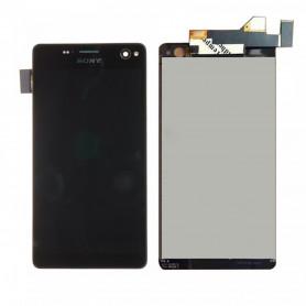 Écran Sony Xperia C4 (E5303) Noir LCD + Vitre Tactile