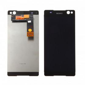 Écran Sony Xperia C5 Ultra (E5553) Noir LCD + Vitre Tactile