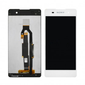 Écran Sony Xperia E5 (F3311) Blanc LCD + Vitre Tactile