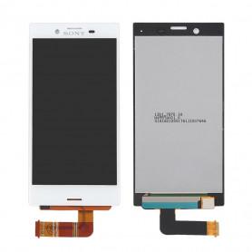 Écran Sony Xperia X Compact (F5321) Blanc LCD + Vitre Tactile