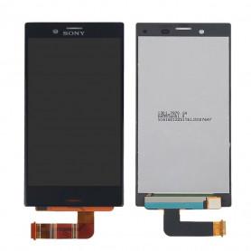 Écran Sony Xperia X Compact (F5321) Noir LCD + Vitre Tactile