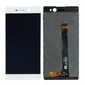 Écran Sony Xperia XA Ultra (F3211) / C6 Blanc LCD + Vitre Tactile