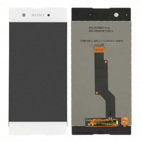 Écran Sony Xperia XA1 (G3121) Blanc LCD + Vitre Tactile