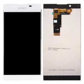 Écran Sony Xperia L1 (G3311) Blanc LCD + Vitre Tactile