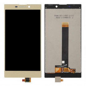 Écran Sony Xperia L2 (H3311) Or LCD + Vitre Tactile