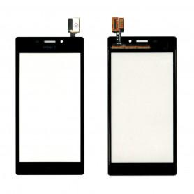 Vitre Tactile Sony Xperia M2 (D2303) Noir