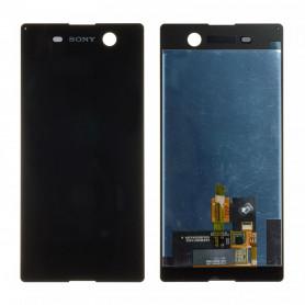 Écran Sony Xperia M5 (E5603) Noir LCD + Vitre Tactile