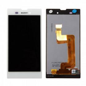 Écran Sony Xperia T3 (D5103) Blanc LCD + Vitre Tactile
