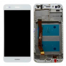 Écran Huawei Y6 Pro 2017 Blanc  LCD+ Vitre Tactile Original