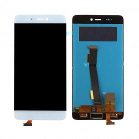 Ecran Xiaomi Mi5S Blanc Vitre Tactile + LCD