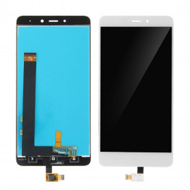 Ecran Xiaomi Redmi Note 4 Blanc Vitre Tactile + LCD