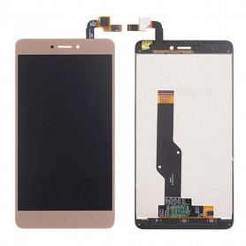 Ecran Xiaomi Redmi Note 4X Or Vitre Tactile + LCD