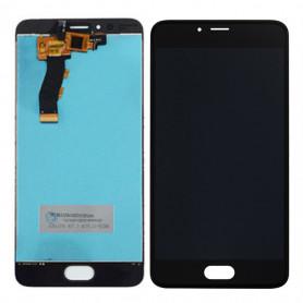 Ecran Meizu M5S Noir Vitre Tactile + LCD