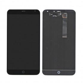 Ecran Meizu MX4 Noir Vitre Tactile + LCD