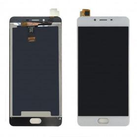 Ecran Meizu Meilan E2 Blanc Vitre Tactile + LCD