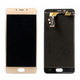 Ecran Meizu U10 Or Vitre Tactile + LCD