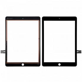 "Vitre tactile iPad 2018 9.7"" (6e Gen) Noir Origine"