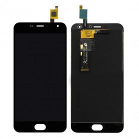 Ecran Meizu M2 Noir Vitre Tactile + LCD