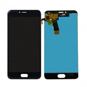Ecran Meizu M5 Noir Vitre Tactile + LCD