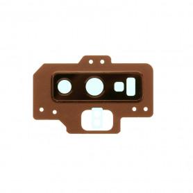 Vitre caméra arrière Samsung Galaxy Note9 (N960F) Brown Contour + Vitre cache