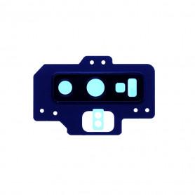 Vitre caméra arrière Samsung Galaxy Note9 (N960F) Blue Contour + Vitre cache