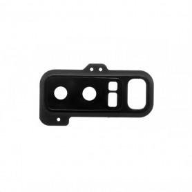 Vitre caméra arrière Samsung Galaxy Note8 (N950F) Noir Contour + Vitre cache