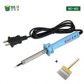 Fer à souder électrique kit 60W (sans plomb) pour Réparation de Téléphone portable - BST-802