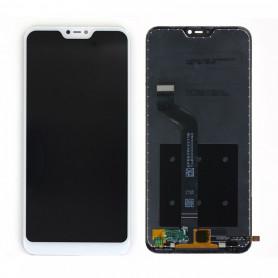 Écran Xiaomi Mi A2 Lite Blanc Vitre Tactile + LCD